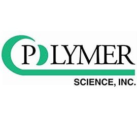 polymer science logo - dust filter mask