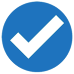 checkmark sign