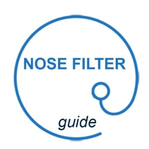nose filter guide logo