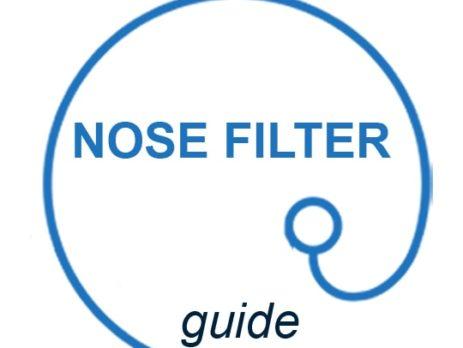 nose filter guide logo